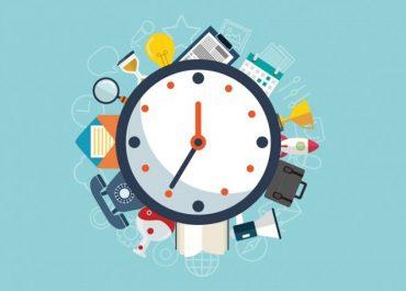 Gestión y organización efectiva del tiempo
